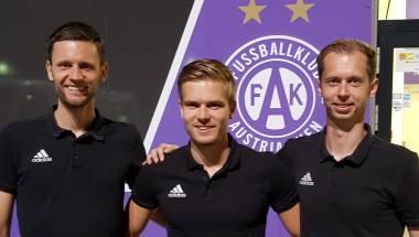 Daniel Pfister startet in die Bundesliga