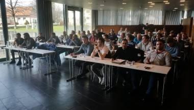 Frühjahrsseminar der BZL/KM1/KM2 Schiedsrichter