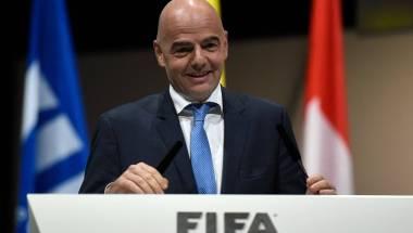 Gianni Infantino neuer FIFA-Präsident