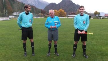 Hermann Schöffauer beendet seine lange Karriere