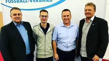 Jahrestagung der bayerischen Schiedsrichter-Obleute