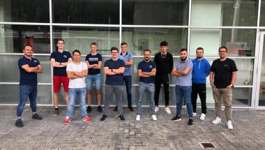 8 neue Kollegen für unser Kollegium