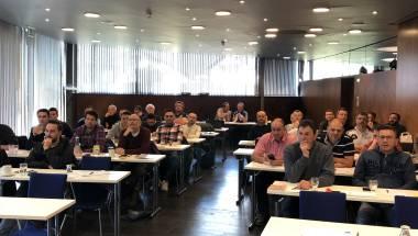 Seminar für Schiedsrichter der Landes- und Gebietsliga